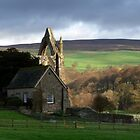 Abbey In The Dales by mmrich