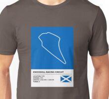 Knockhill Racing Circuit - v2 Unisex T-Shirt