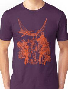 pterodactyl pilot Unisex T-Shirt
