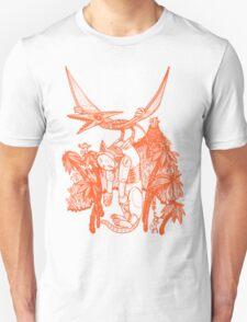 pterodactyl pilot T-Shirt