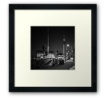 Waxholmsbolaget  Framed Print
