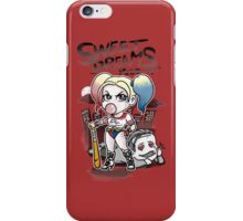 Sweet Dreams Puddin´ iPhone Case/Skin