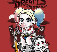 Sweet Dreams Puddin´ by andresMvalle