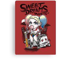 Sweet Dreams Puddin´ Canvas Print