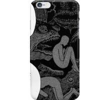 PRIMORDIAL 海 iPhone Case/Skin