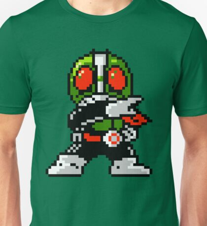 Kamen Rider - NES Sprite Unisex T-Shirt