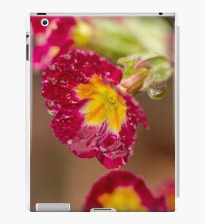 Wet Primrose iPad Case/Skin
