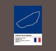 Circuit de la Sarthe - v2 Unisex T-Shirt