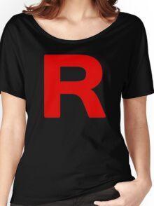 Team Rocket Women's Relaxed Fit T-Shirt