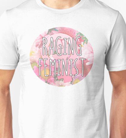 Raging Feminist Unisex T-Shirt