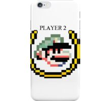 Proud to be Player 2 iPhone Case/Skin