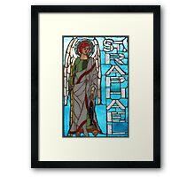 St. Raphael Archangel Framed Print