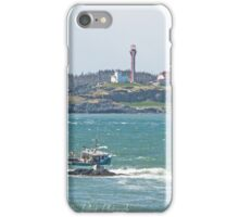 On the Briny Ocean Tossed iPhone Case/Skin