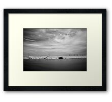 Blind Imagination Framed Print