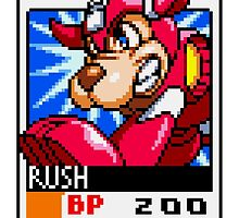 Rush by Lupianwolf
