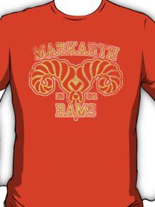 Skyrim - Football Jersey - Markarth Rams T-Shirt