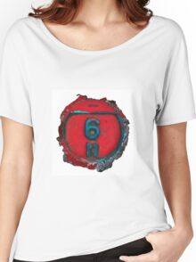 Number Six North Women's Relaxed Fit T-Shirt