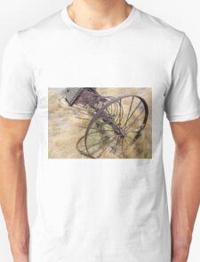 Working Wheels - color T-Shirt