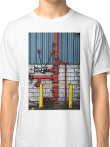 Red Pipes Classic T-Shirt