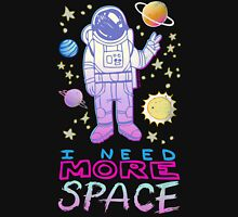 NEED MORE SPACE Mens V-Neck T-Shirt