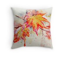 Glorious Fall Throw Pillow