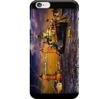 HMS Belfast and Tower Bridge  iPhone Case/Skin