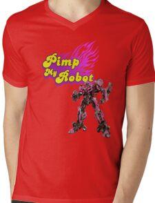 Pimp my robot Mens V-Neck T-Shirt