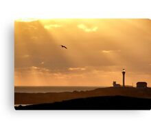 Let There Be (Yarmouth) Light Canvas Print