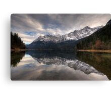 Mirrored Canvas Print
