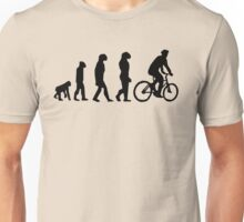 EVOLUTION CYCLE Unisex T-Shirt