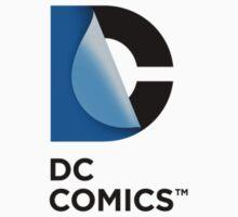 DC Comics New Logo  by Taylor Imbasciani