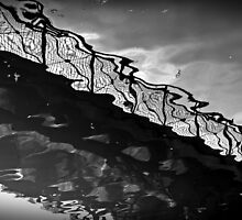 the footbridge by Elie Le Goc