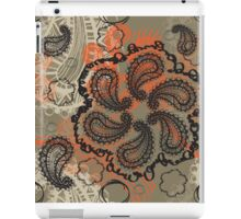 Spicy Paisley iPad Case/Skin