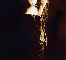 Vintage *Gothic Beauty* by VintageMoon