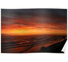 Sunrise Surprise Poster