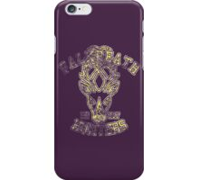 Skyrim - Football Jersey - Falkreath Hunters iPhone Case/Skin