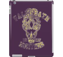 Skyrim - Football Jersey - Falkreath Hunters iPad Case/Skin