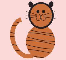 Hoodz Tiger One Piece - Long Sleeve