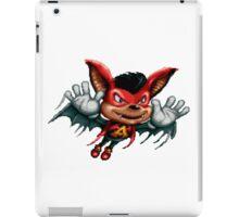 Aero the Acro-bat iPad Case/Skin