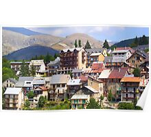 Beuil picturesque village Poster