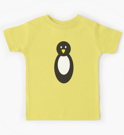 Hoodz Penguin Kids Tee