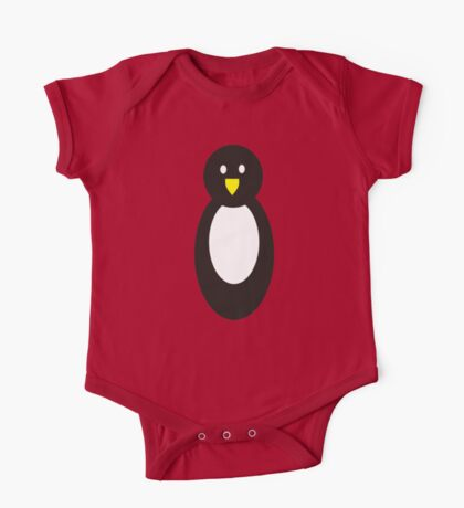 Hoodz Penguin One Piece - Short Sleeve