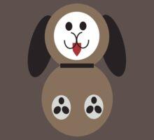 Hoodz Dog One Piece - Short Sleeve