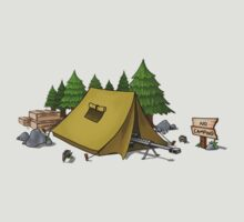 no camping by BGWdesigns