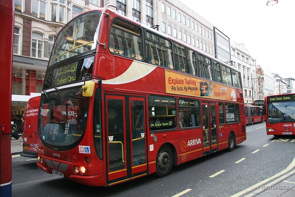 DAF DB250 bus by motorista