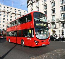 Volvo B9TL bus by motorista