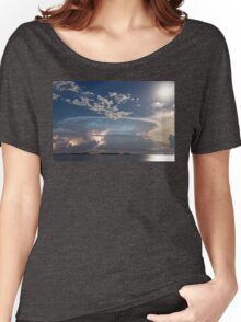 Lake Storm Women's Relaxed Fit T-Shirt
