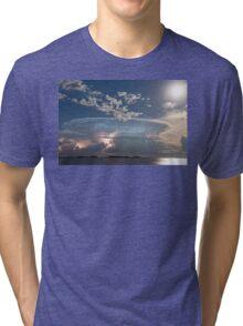 Lake Storm Tri-blend T-Shirt