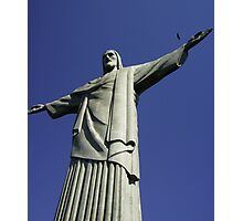 Corcovado, Christ the Redeemer Photographic Print