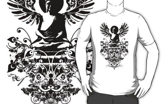 Buddha Lite by Create or Die Designs